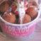 透明袋でお菓子をラッピング